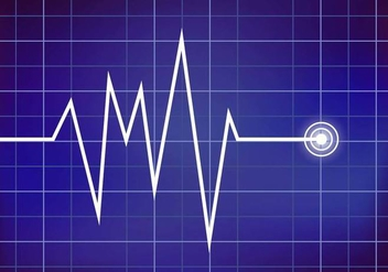 Heart Monitor Vector Ekg - бесплатный vector #425053