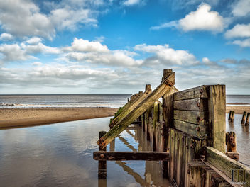 A shot in the Groyne! - бесплатный image #425583