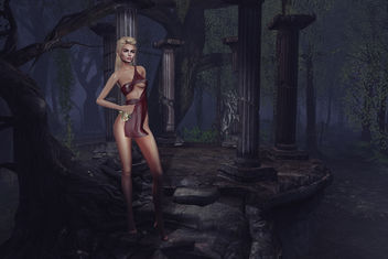 Astrid outfit by Masoom @ We love roleplay - image #426963 gratis