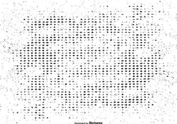 Dotted Grain Background Texture - vector #427103 gratis
