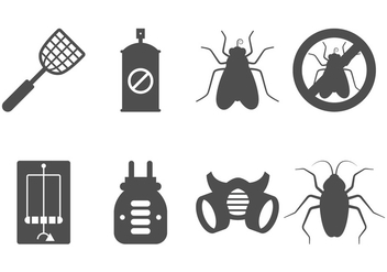 Pest Control Icon - Free vector #427583