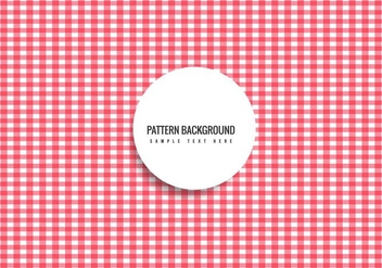 Free Vector Red Stripes Pattern Background - Kostenloses vector #428303
