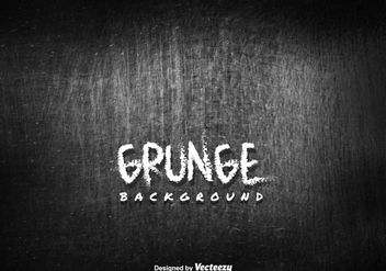 Grunge Dark Background Vector - vector #428533 gratis