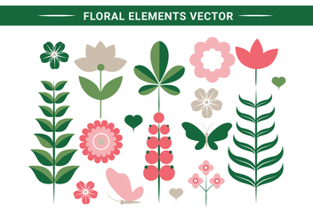 Free Spring Season Vector Background - Kostenloses vector #429443