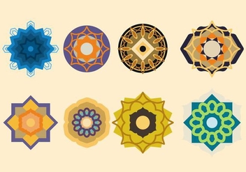 Islamic Ornament Vector - Kostenloses vector #429503