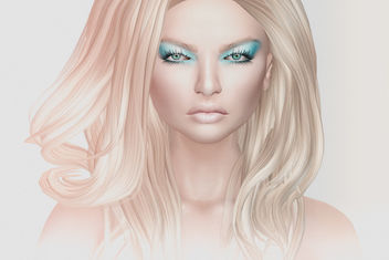Eyeshadow Ailish by Zibska @ The Makeover Room - бесплатный image #429783