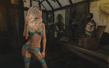 Lingerie Spring Fling by Blacklace - Kostenloses image #430373