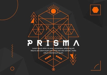 Prisma Background - бесплатный vector #430993