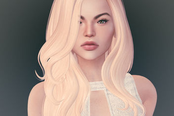 skin Nora for LeLutka by theSkinnery @ Collabor88 - Free image #431363