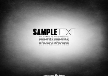 Vector Grunge Wall Template - Kostenloses vector #431423