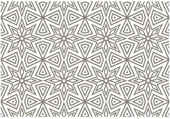Islamic Pattern Vector - бесплатный vector #431463