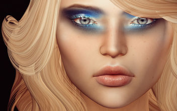 Eyeshadow Vellamo by Zibska @ Bodyfy - бесплатный image #432953
