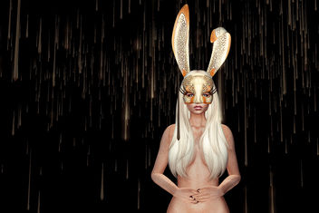 Easter Mask Venetian by Jumo / (Happy Feast of Easter to all) - image gratuit #432983