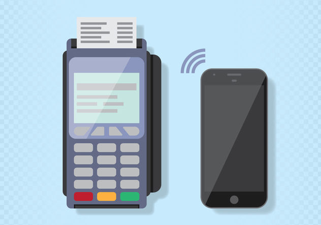 NFC Payment - Free vector #434243