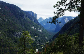 Yosemite Valley - image gratuit #436063