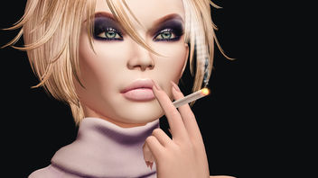 Eyeshadow Coulte by Zibska @ The Makeover Room - image #436073 gratis