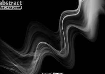 White Spectrum Vector Smoke Background - Vector - Free vector #436573