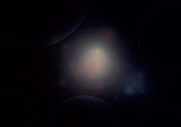 Starry, Gas, Nebula, Supernova and Outer Space Background - Free vector #437363