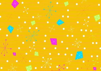 Vector Colorful PatternWith Geometric Shapes - Kostenloses vector #440153