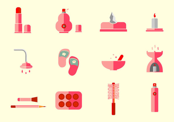 Beauty Clinic And Spa - vector gratuit #441313