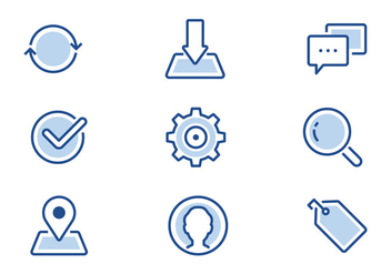 Interface Line Icon - Free vector #441423