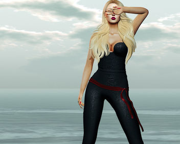 Outfit Ailie by Lybra @ Fameshed - image #442083 gratis