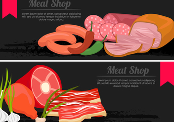 Charcuterie Vector - Free vector #442303