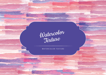 Vector Watercolor Colorful Texture - vector gratuit #443433