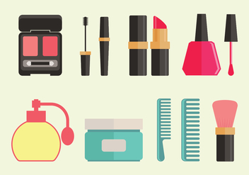 Beauty Clinic Vector Icons - Free vector #444103