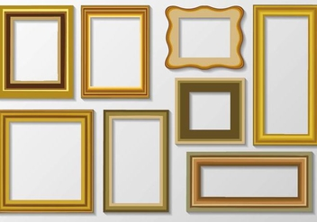 Free Photo or Art Frame Vector - Free vector #444943