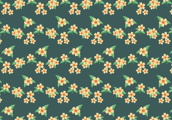 Ditsy Floral Pattern - Free vector #445153