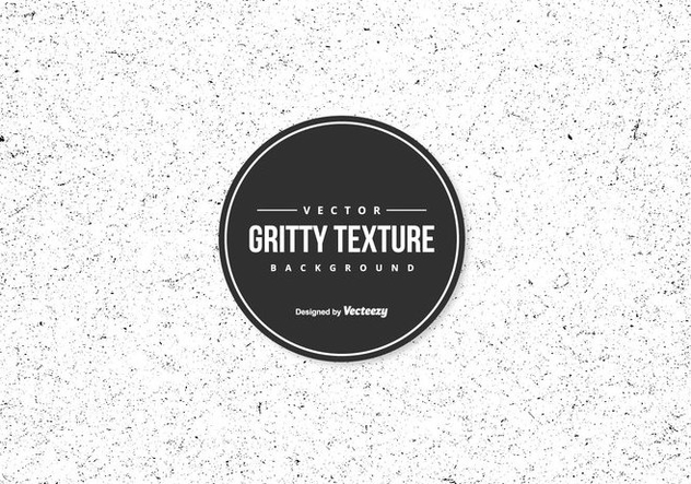 Gritty Grunge Background Texture - vector gratuit #445213