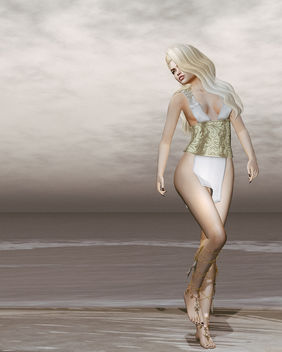 Outfit Zaira by Masoom @ We <3 Roleplay - Free image #445463