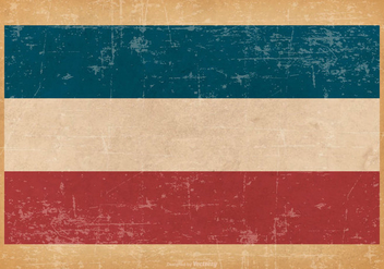 Grunge Flag of Los Altos - бесплатный vector #445513