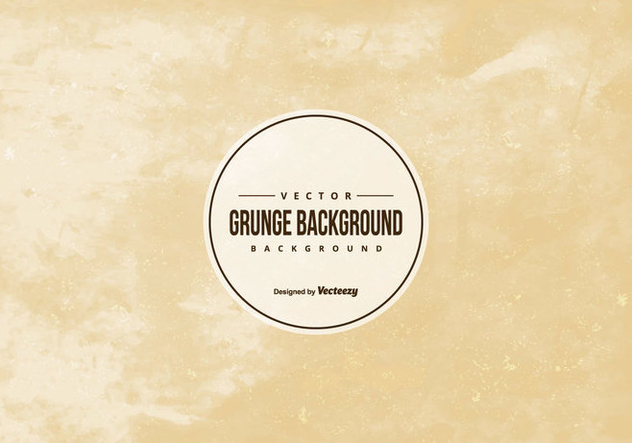 Brown Vector Grunge Background - бесплатный vector #445523