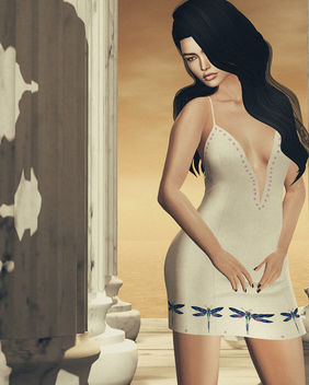 Pepeke Dress by Prism @ Designer Circle - Kostenloses image #446193