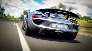 Forza Horizon 3 / The Rear - image gratuit #446463