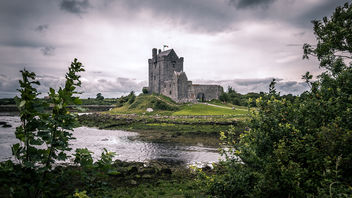 Dunguaire Castle - Kinvara, Ireland - Travel photography - image gratuit #447323