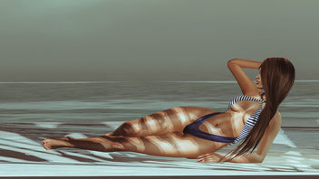 Swimsuit Cordelia by Blacklace @ The Guest List - бесплатный image #447793