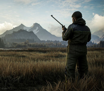 TheHunter: Call of the Wild / Cloudy - image gratuit #447853