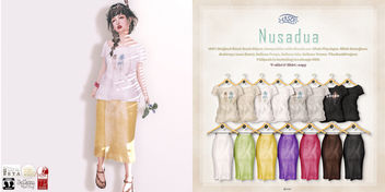Nusadua 50%Off and more @ SaNaRae - image #448063 gratis