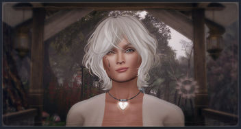 Trying the LeLutka Bianca Bento mesh head... - image gratuit #448223