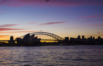 Attractions in Sydney panorama - бесплатный image #448363
