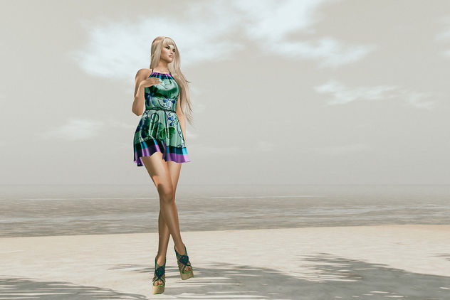 Dress Daeva by Azul @ ON9 - Kostenloses image #448583