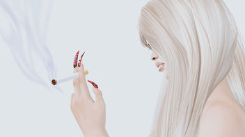 uHmM Nails by SlackGirl @ XXX Event - image gratuit #448623