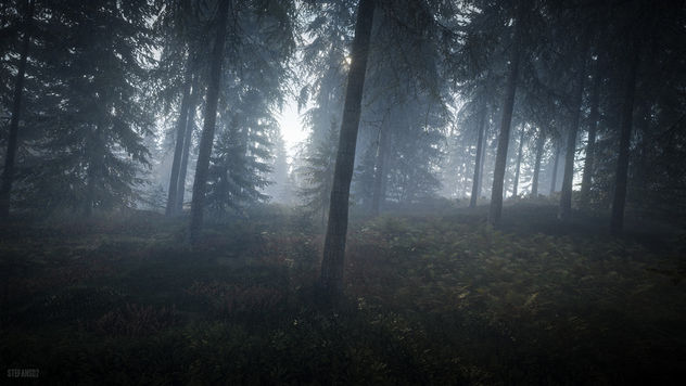 TheHunter: Call of the Wild / Misty Forest - Free image #448703