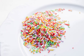colorful sprinkles, close up - Kostenloses image #449133