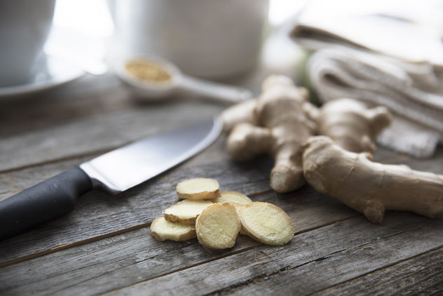 Ginger root - image gratuit #449163