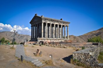 Garni Pagan Temple, Armenia - бесплатный image #449573
