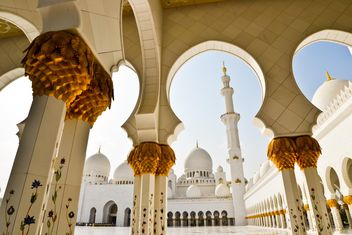 Sheikh Zayed Grand Mosque - image gratuit #449623